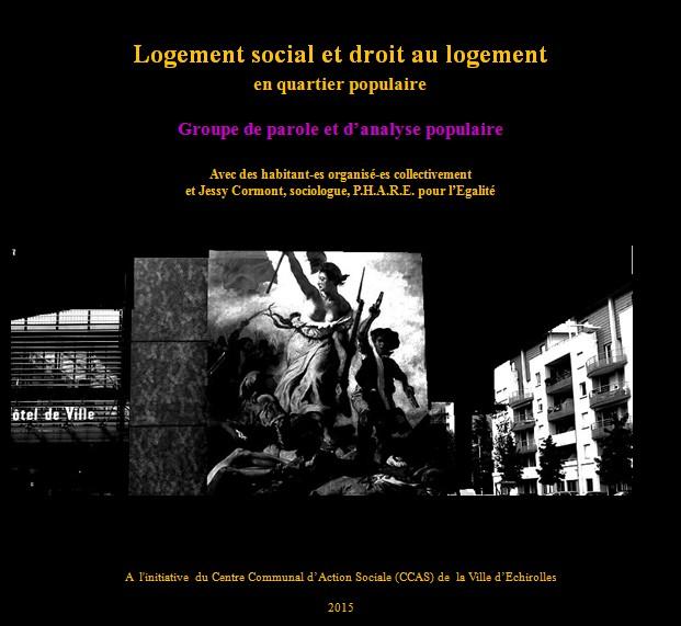 Jessy Cormont, et collectif d'habitant-es, Logement social et droit au logement en quartier populaire 2